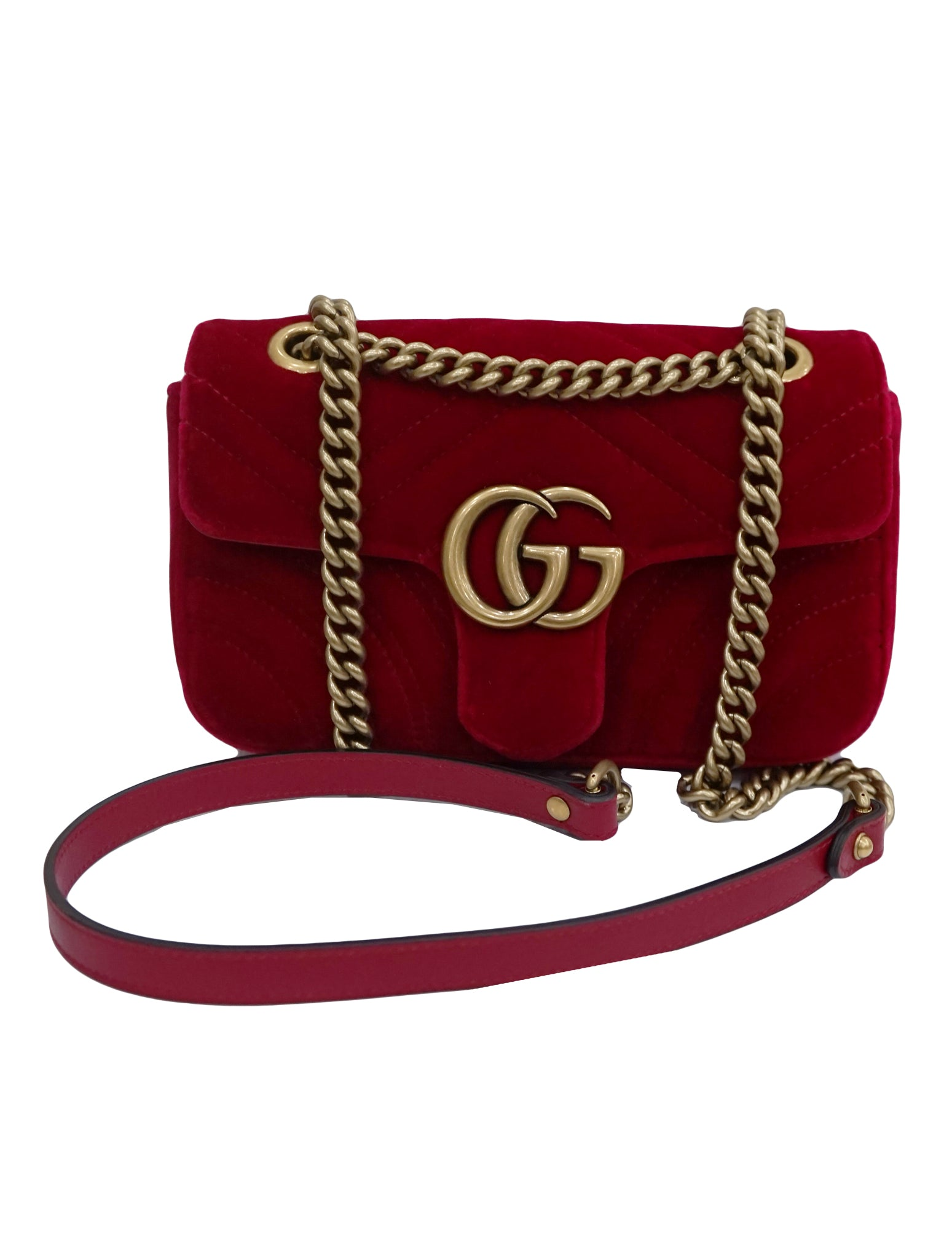 GG MARMONT MINI BAG