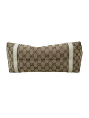 MONOGRAM CANVAS NEW LADIES WEB TOTE