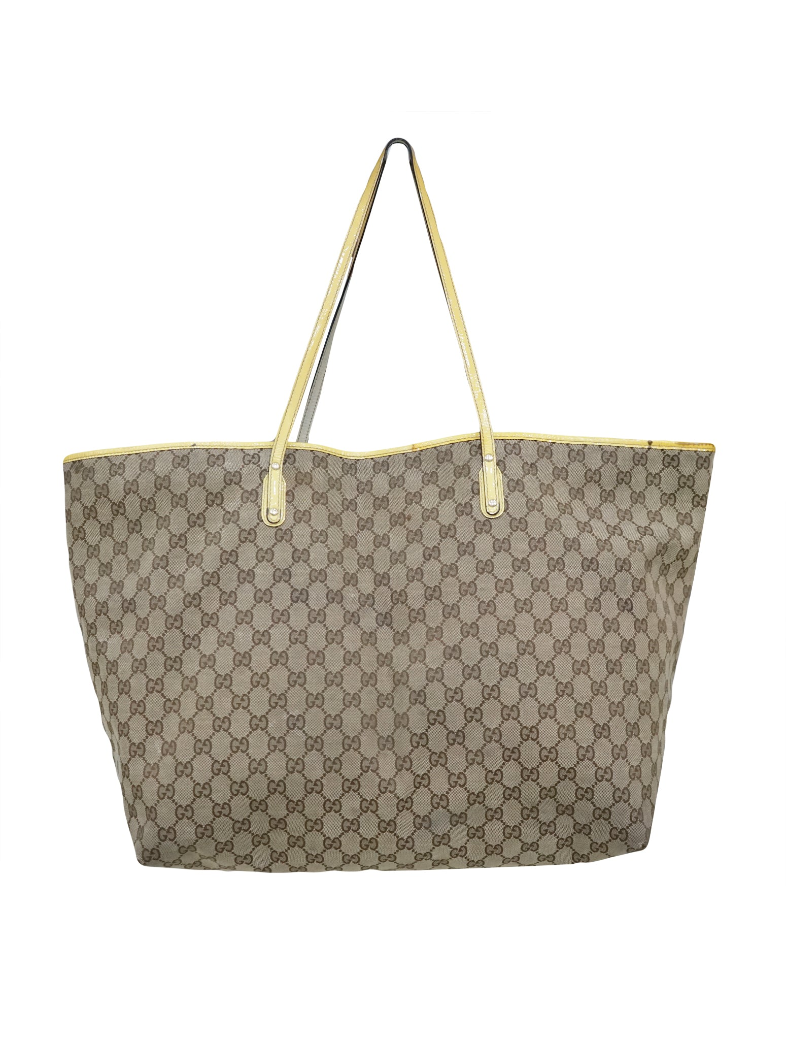 GUCCIOLI CHIHUAHUA CANVAS TOTE BAG