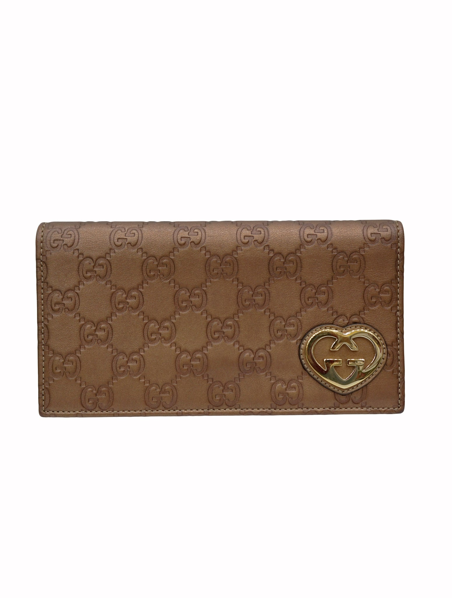 MONOGRAM LOVELY HEART CONTINENTAL WALLET