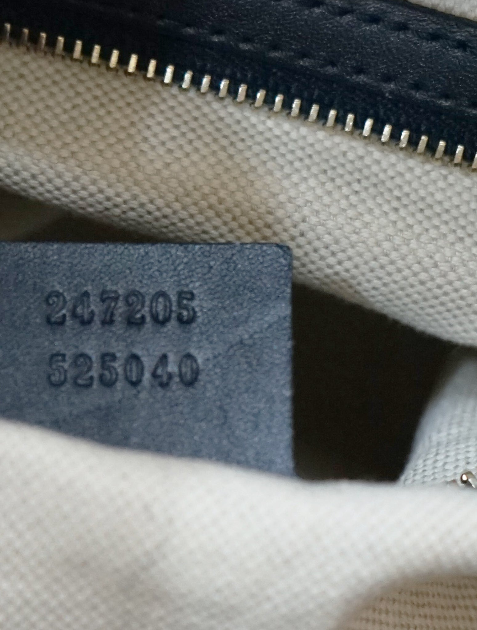 GG CANVAS MEDIUM VINTAGE WEB BOSTON BAG