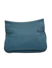 BLUE TAURILLION CLEMENCE BAG