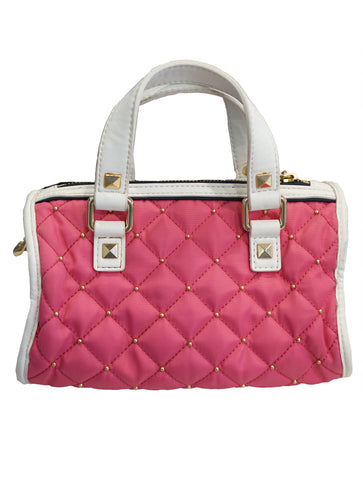 KIDS MINI QUILTED STEFFY BAG