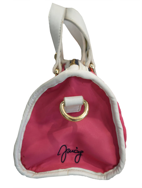 50d9e804184 SECOND HAND CHILDREN DESIGNERS BAG JUICY COUTURE QUILTED STEFFY BAG –  Kidsstyleforless