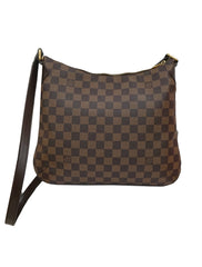 DAMIER EBENE BLOOMSBURY SHOULDER PM BAG