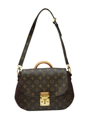 MONOGRAM CANVAS AURORE EDEN MM BAG