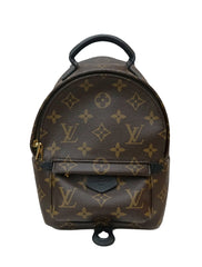 PALM SPRING BROWN BACKPACK