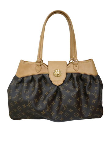MONOGRAM CANVAS BOETIE MM BAG