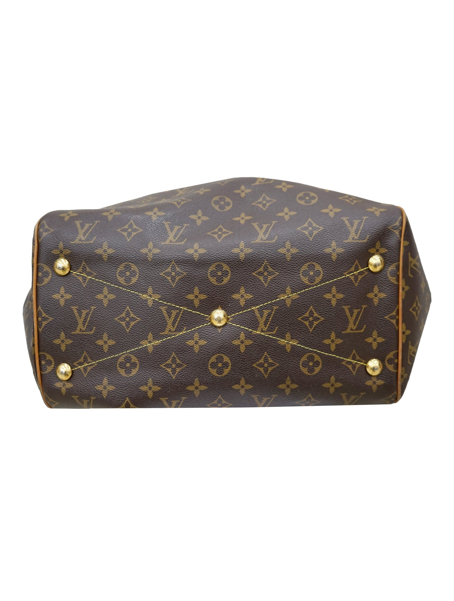 TIVOLI MONOGRAM SHOULDER BAG