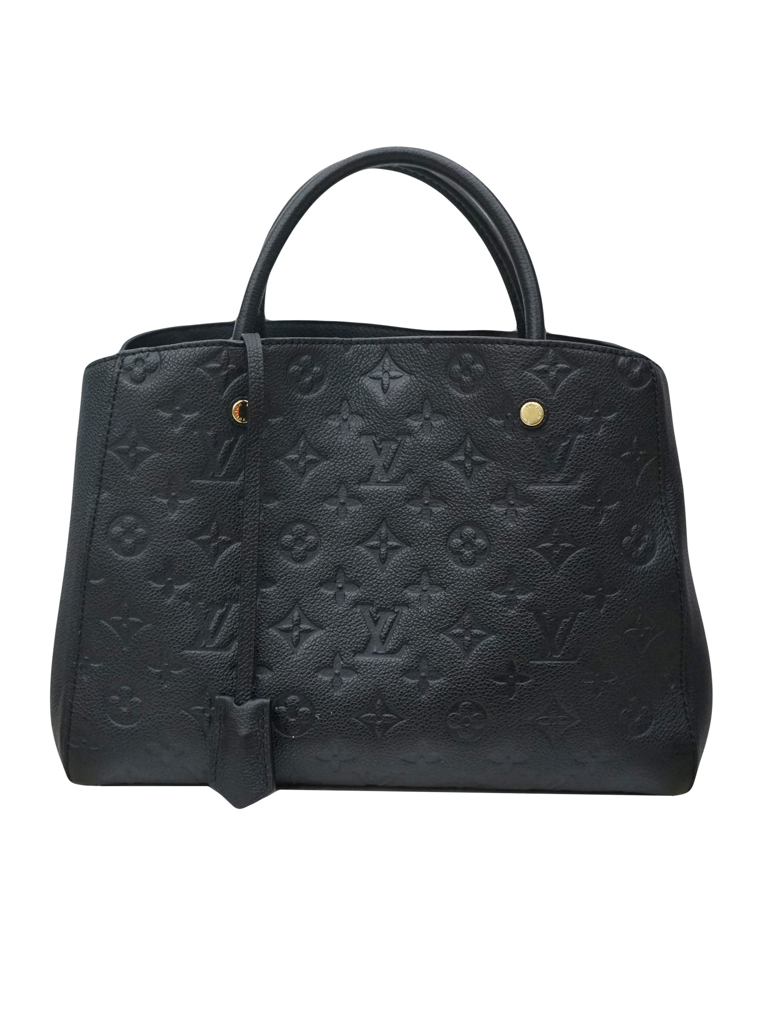 MONOGRAM EMPREINTE MONTAIGNE BAG