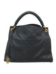 MONOGRAM EMPREINTE LEATHER ARTSY MM BAG