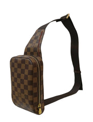 DAMIER EBENE CANVAS GERONIMO BODY BAG