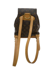 MONOGRAM MONTSOURIS BACKPACK MM