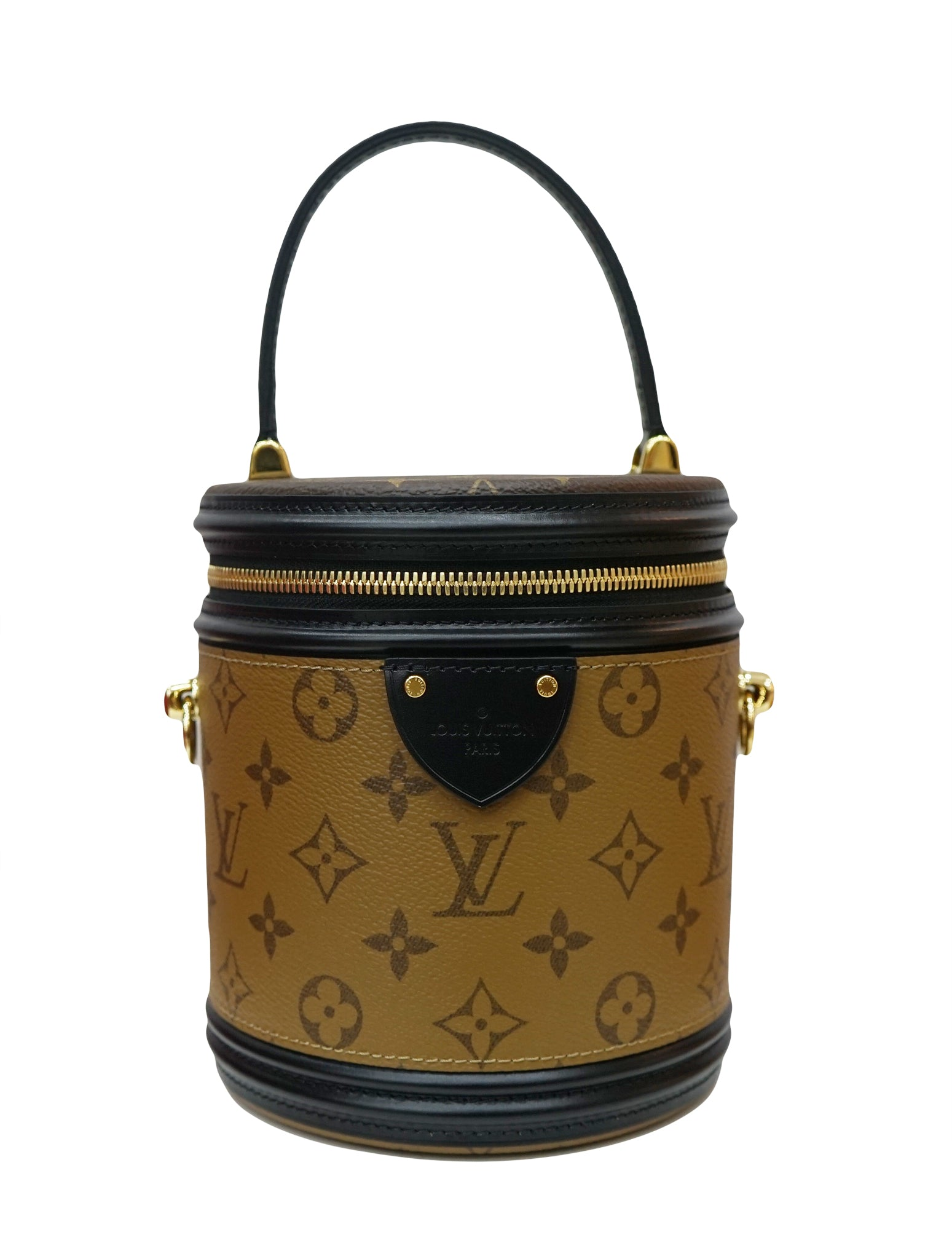 MONOGRAM REVERSE COATED CANNES BAG