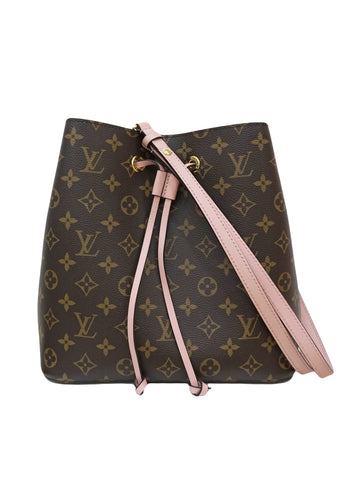 MONOGRAM CANVAS NEONOE MM BAG