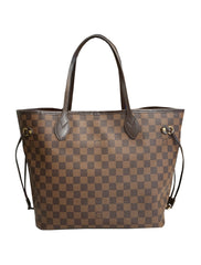 DAMIER EBENE CANVAS NEVERFULL GM BAG