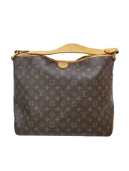 MONOGRAM CANVAS DELIGHTFUL SHOULDER BAG