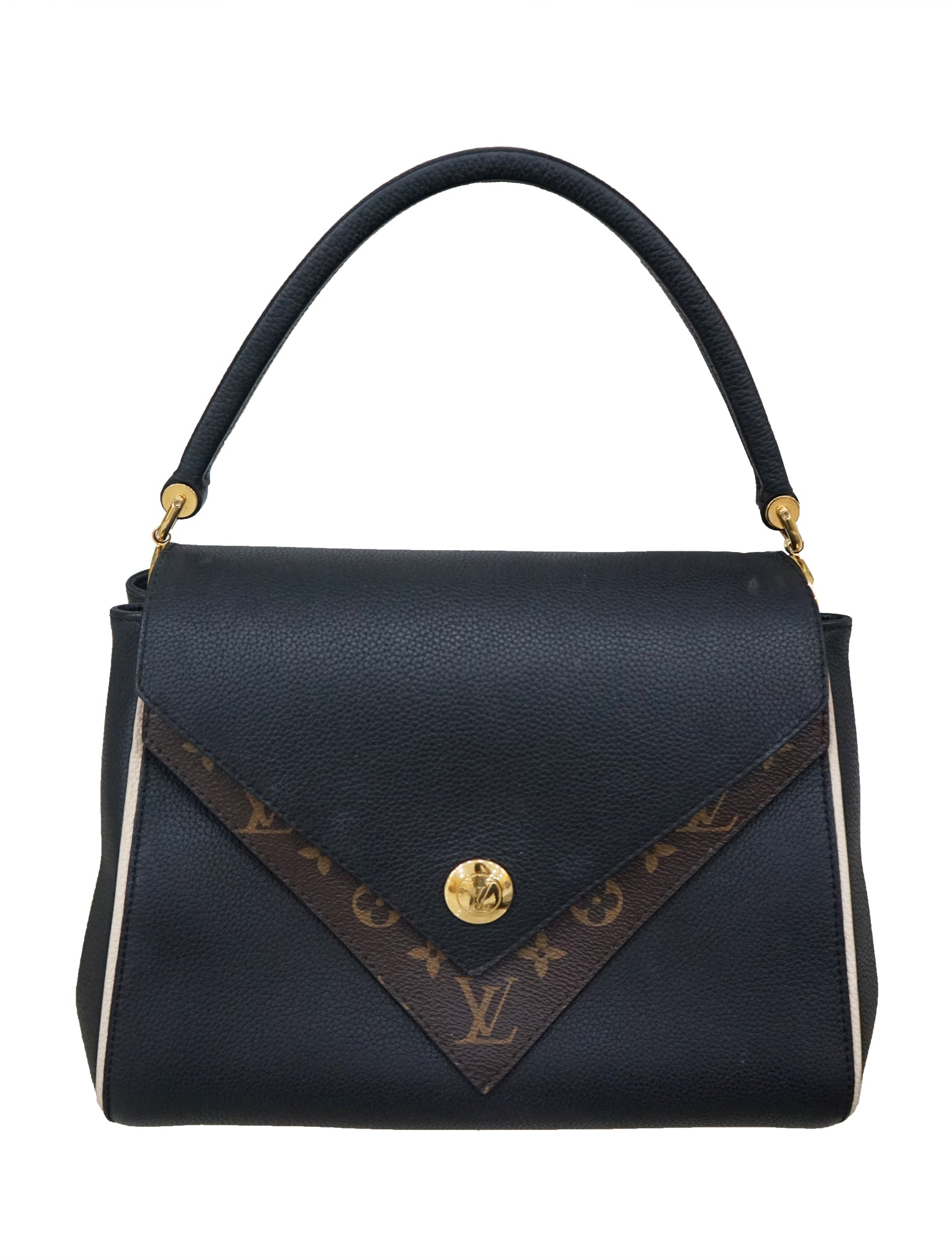 37edd2e9594f LOUIS VUITTON DOUBLE V BAG – Kidsstyleforless