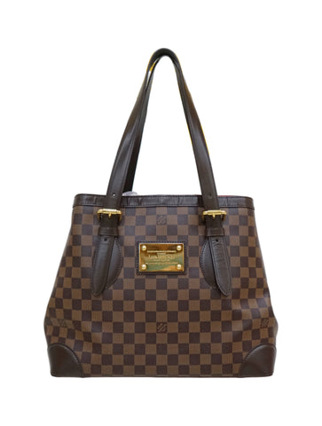 DAMIER EBENE CANVAS HAMSTEAD BAG