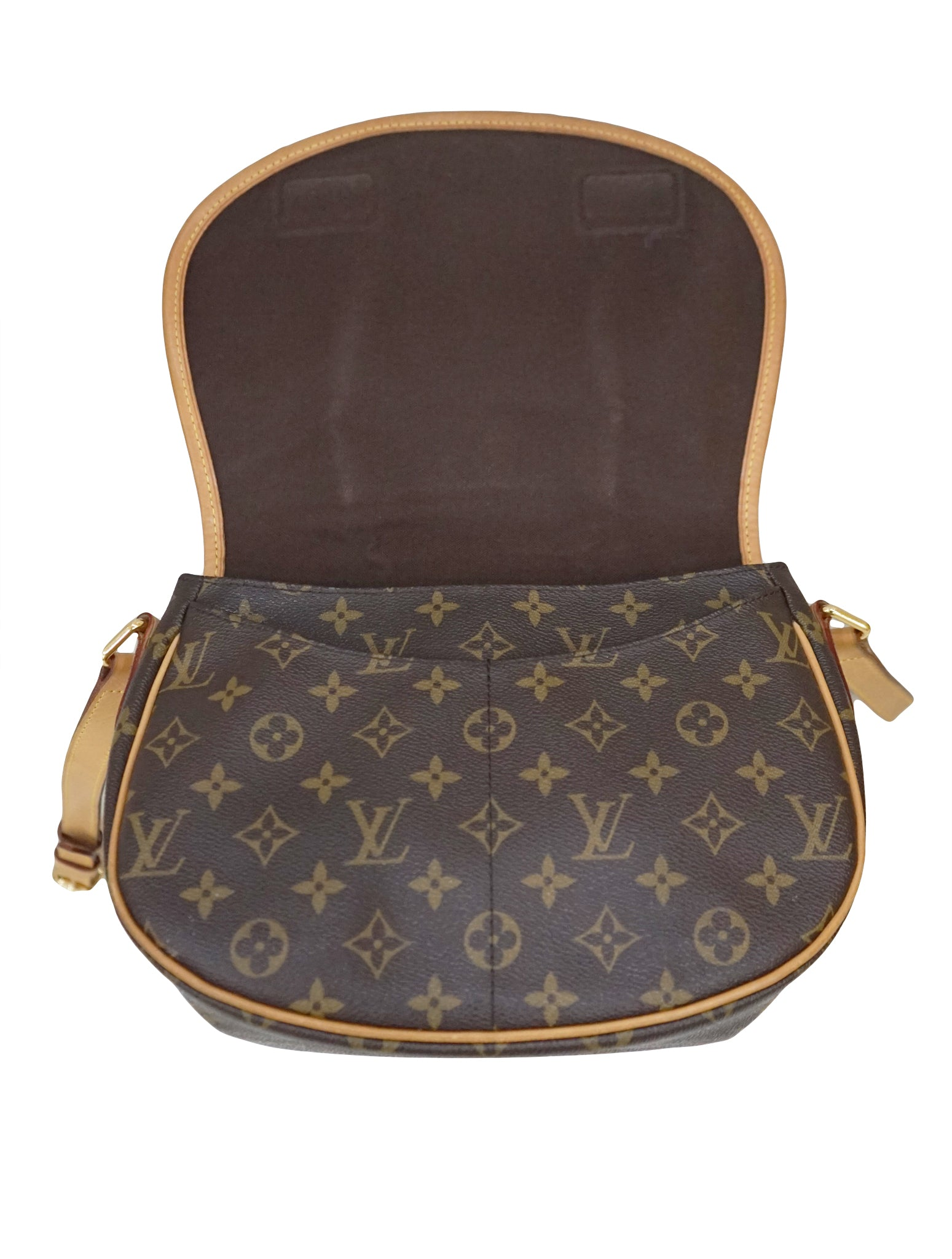 MONOGRAM CANVAS MENILMONTANT PM BAG