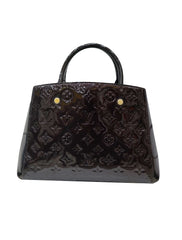 AMARANTE MONOGRAM VERNIS MONTAIGNE BAG