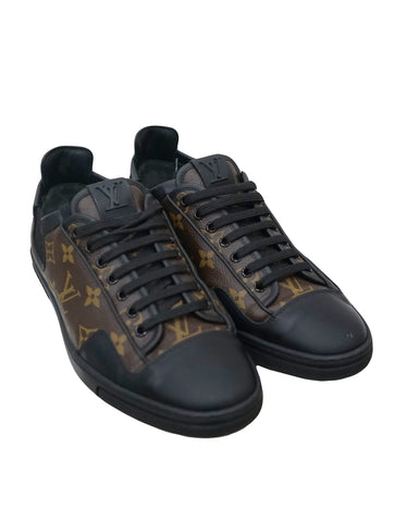 SLALOM MONOGRAM CANVAS MEN SNEAKERS