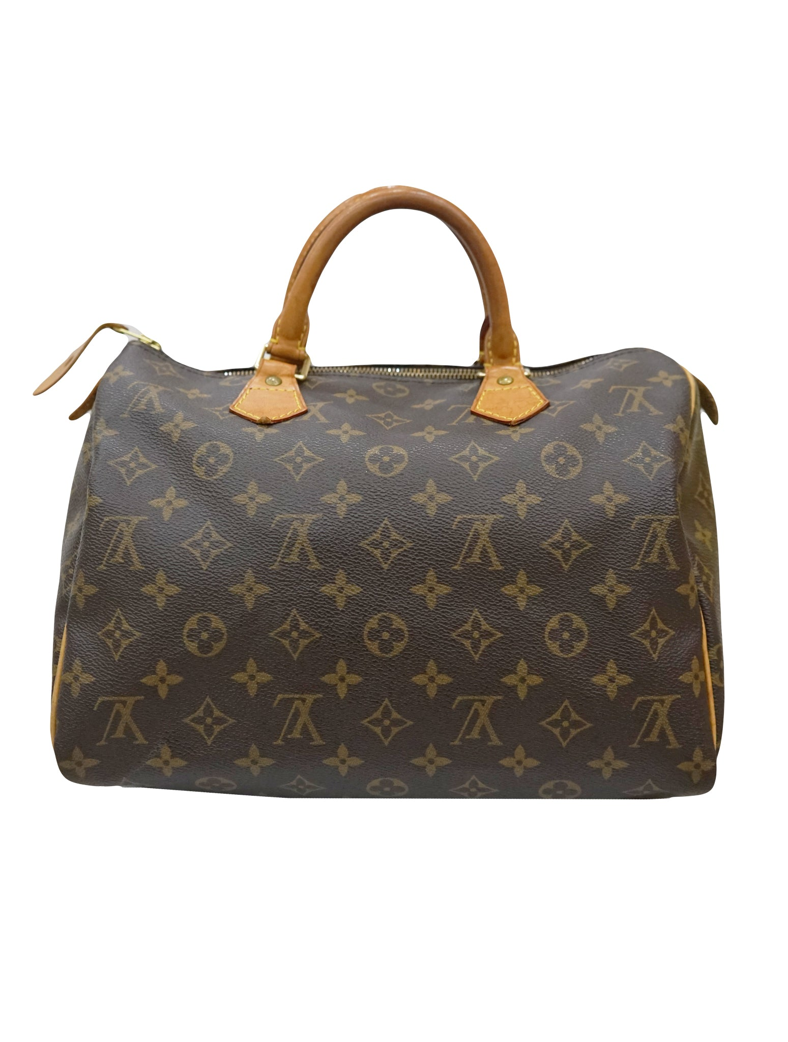 MONOGRAM CANVAS SPEEDY 30 BAG