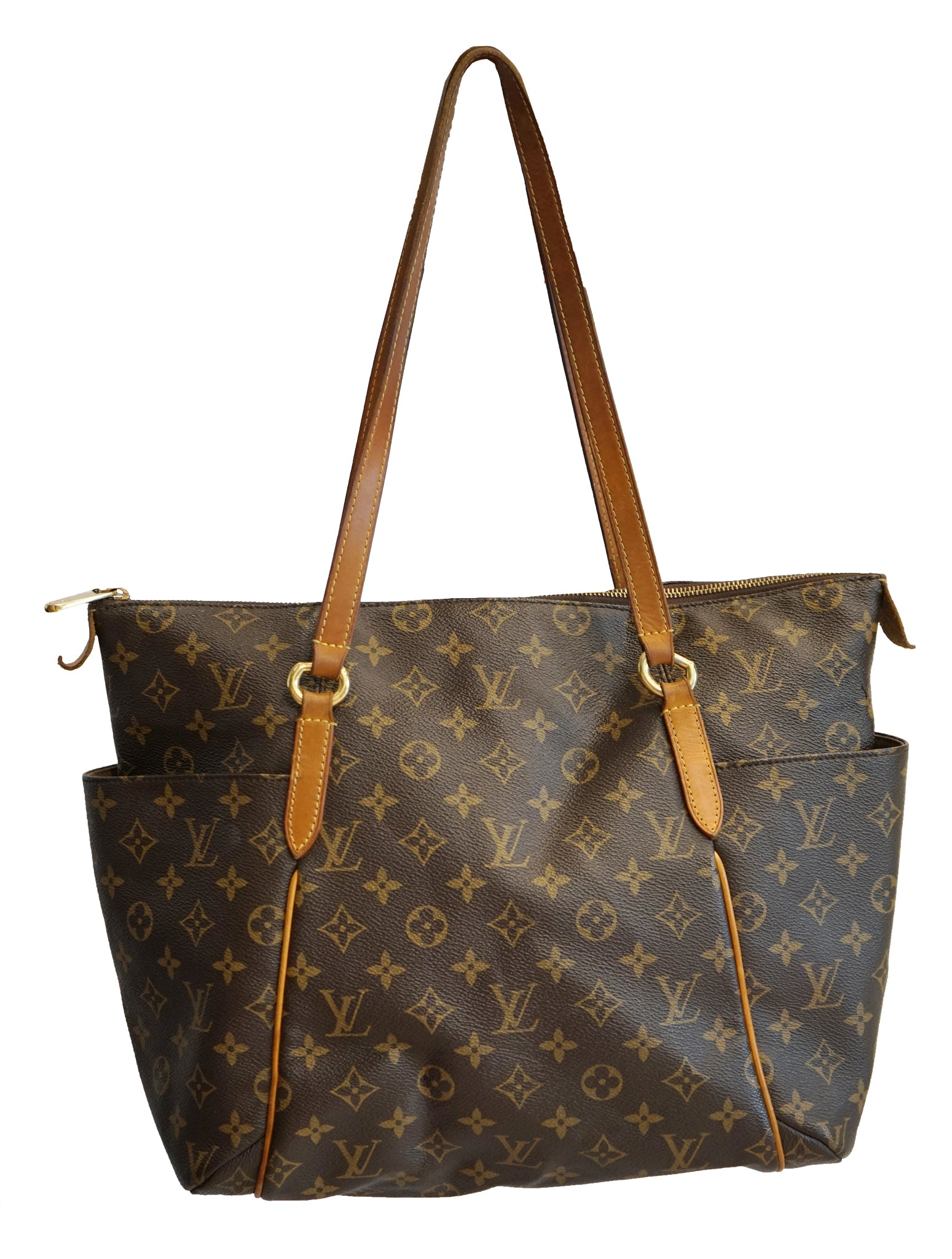 MONOGRAM CANVAS TOTALLY MM BAG
