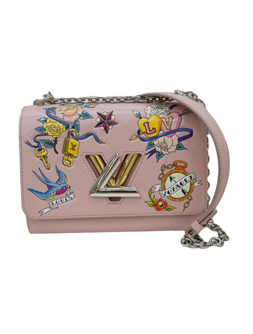 PINK TWIST MM LIMITED EDITION BAG