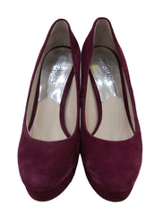 SUEDE LEATHER PUMPS SHOES