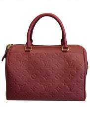 EMPREINTE LEATHER SPEEDY BANDOULIERE 25