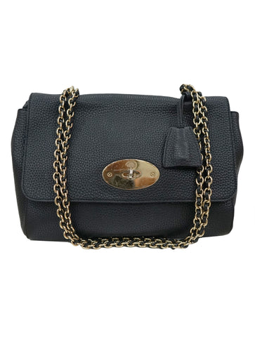 LEATHER LILY SHOULDER BAG
