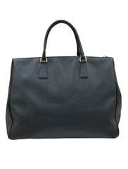 SAFFIANO LUX LEATHER LARGE DOUBLE-ZIP