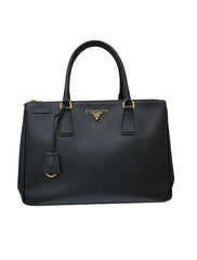 GALLERIA SAFFIANO LEATHER BAG