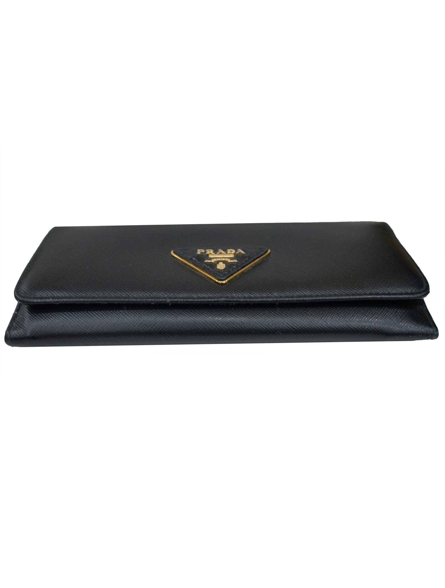 SAFFIANO CONTINENTAL FLAP WALLET