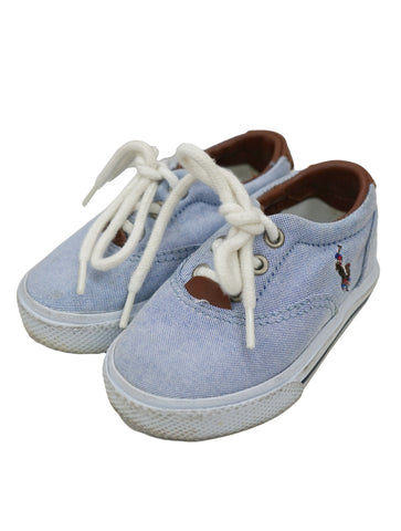 BABY BOY FAXON LOW SHOES