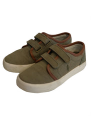 BOY VELCRO STRAPPED SNEAKERS - kidsstyleforless
