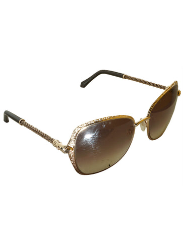GOLD TABIT 9775 SQUARE SUNGLASSES