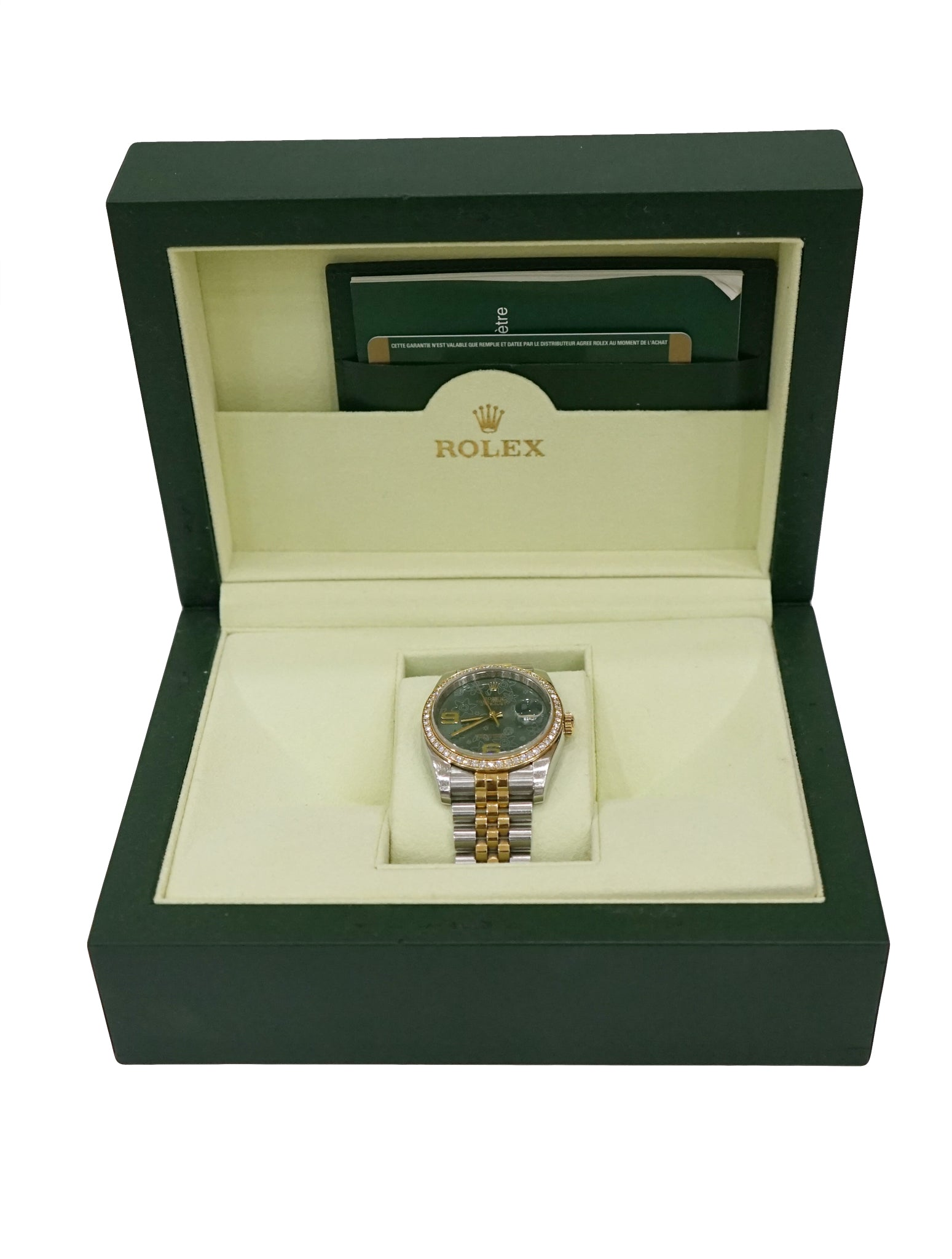 OYSTER PERPETUAL WOMEN'S WATCH