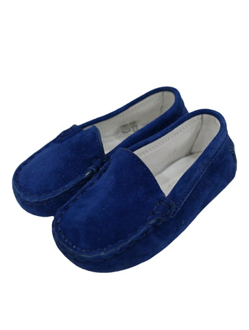 BABY BOY SUEDE MOCCASIN SHOES