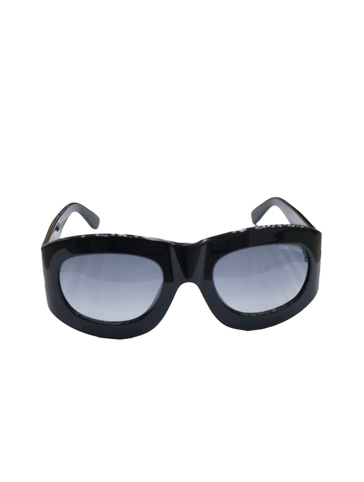 TF403 MILA BLACK SUNGLASSES