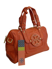 AMANDA DOME SATCHEL BAG