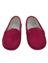 SUEDE GOMMINO MOCCASIN PRE-WALKER SHOES