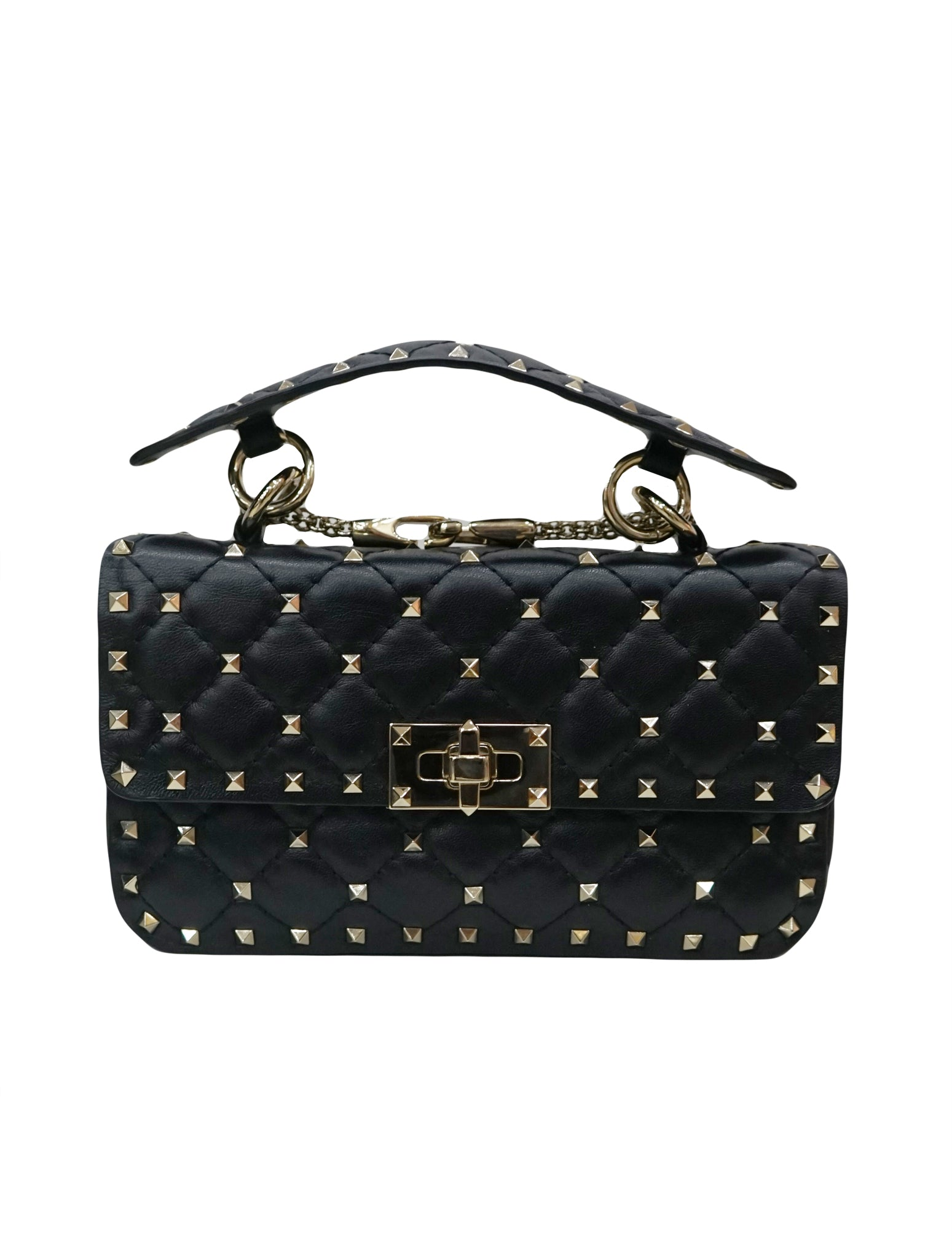 ROCKSTUD SPIKE CROSSBODY BAG