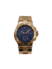 MEN'S CHRONOGRAPH ROSE GOLD TONE WATCH