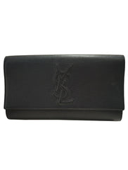 LEATHER BELLE DE JOUR CLUTCH