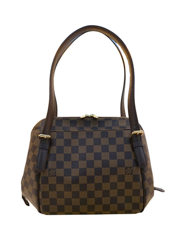 DAMIER EBEN CANVAS BELEM BAG