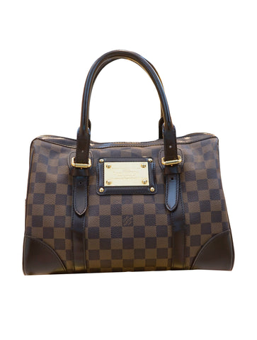 DAMIER EBEN CANVAS BERKELY BAG