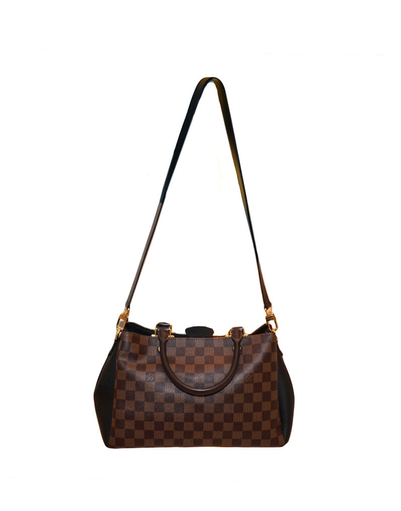 DAMIER EBENE CANVAS BRITTANY BAG