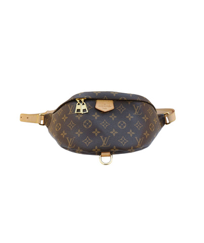 MONOGRAM CANVAS BUMBAG